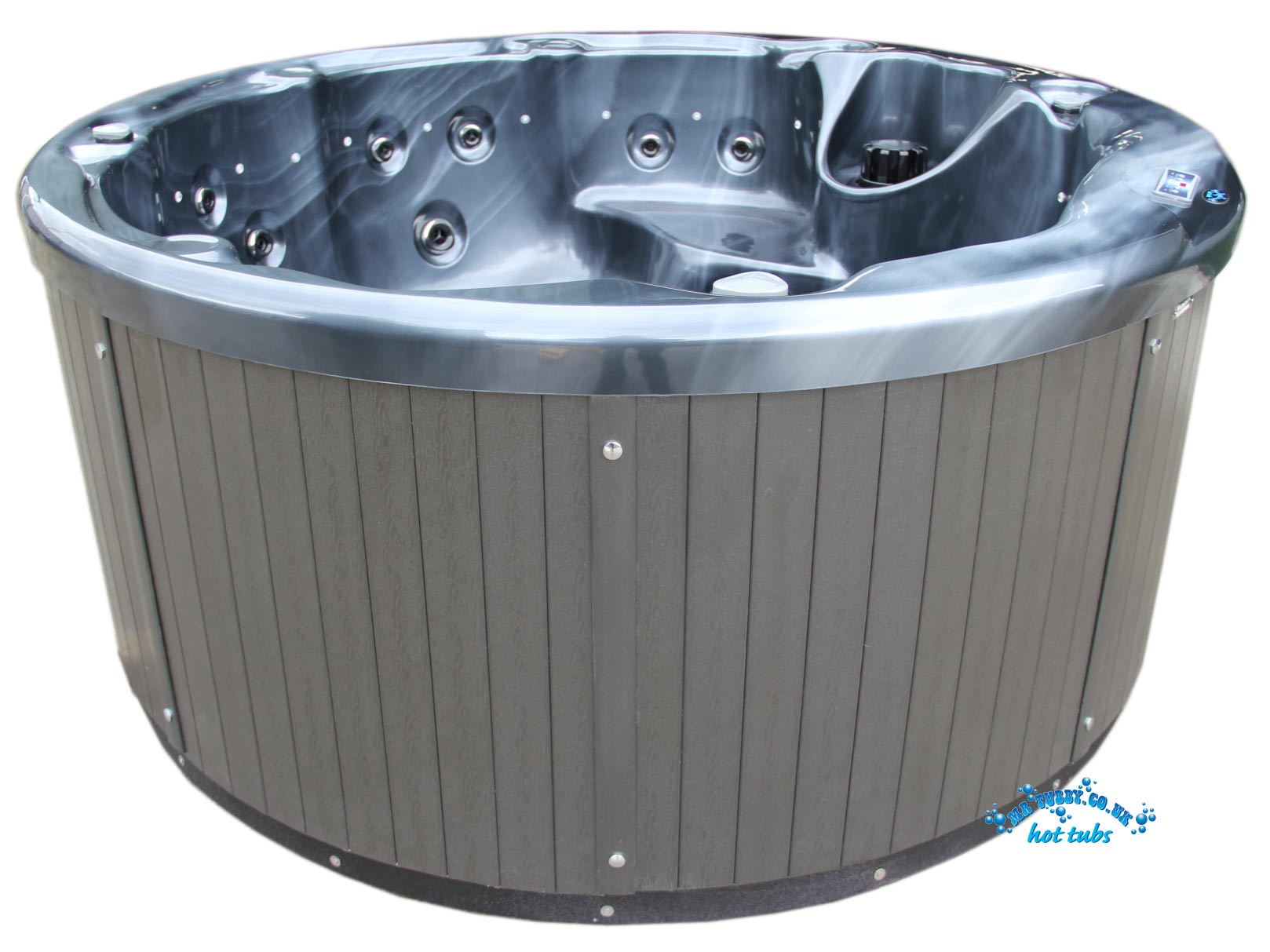 Jupiter Hot Tub Spa Round 20m Diameter Lucite Shell Balboa Cost Of Electrical Wiring For Controls In